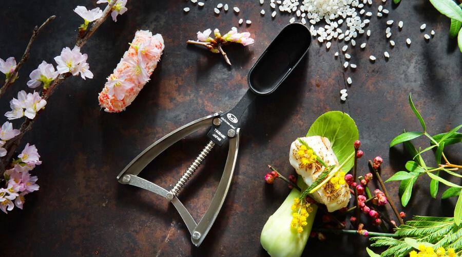 ゴトウ熔接の寿司トング